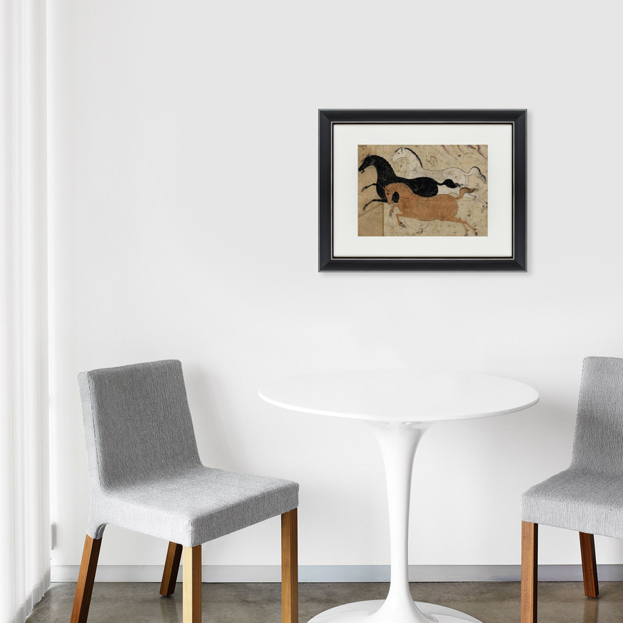 {} Картины в Квартиру Картина Арабские Скакуны (47х60 см) картины в квартиру картина пилигрим из мешхеда 47х60 см