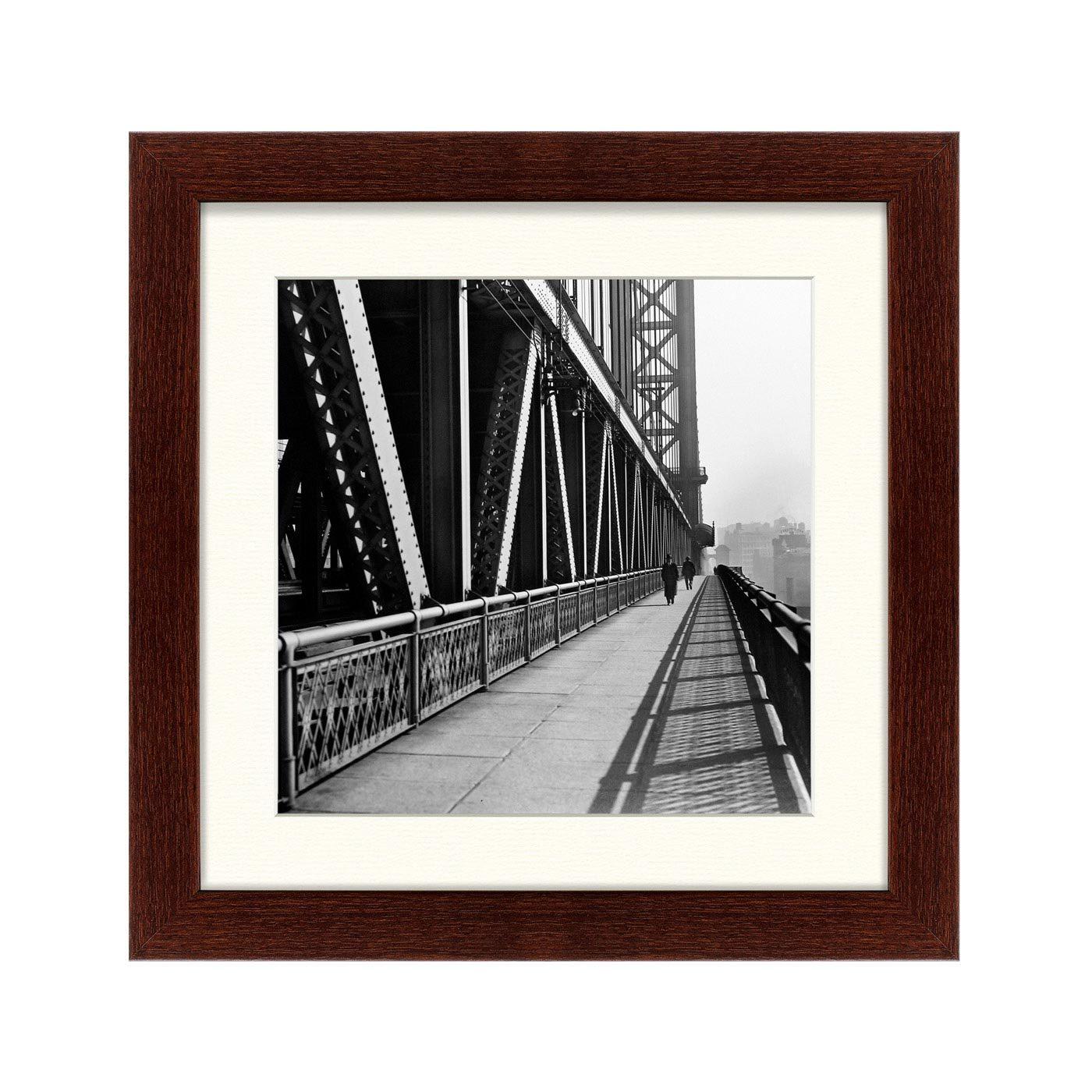 {} Картины в Квартиру Картина Манхэттенский Мост (35х35 см) картины в квартиру картина бульдоги в шотландской клетке 35х35 см