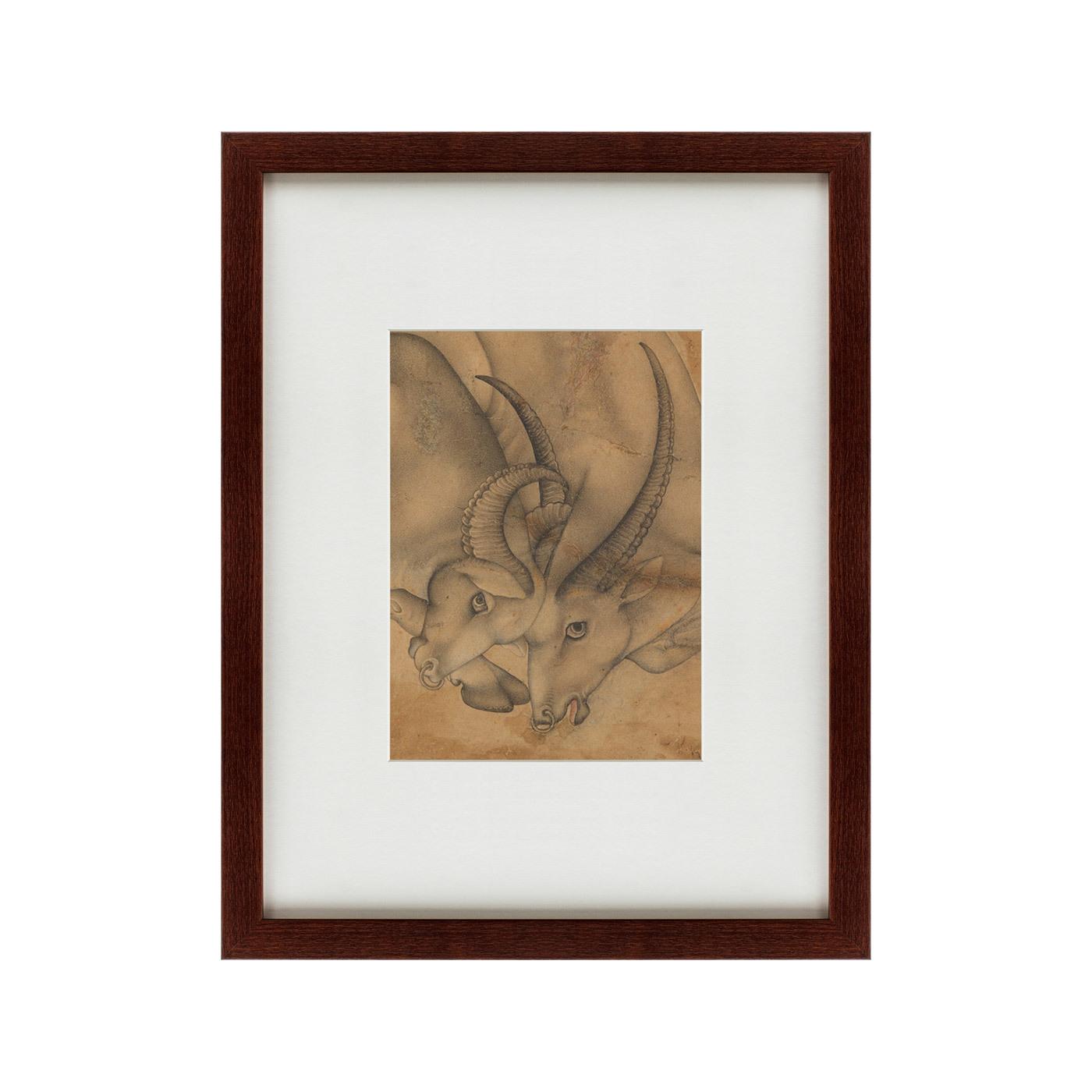 {} Картины в Квартиру Картина Битва быков (47х60 см) картины в квартиру картина пилигрим из мешхеда 47х60 см