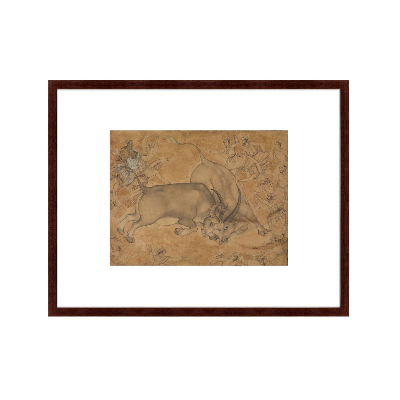 {} Картины в Квартиру Картина Битва быков (79х100 см) картины в квартиру картина серобрюхий трагопан 42х52 см