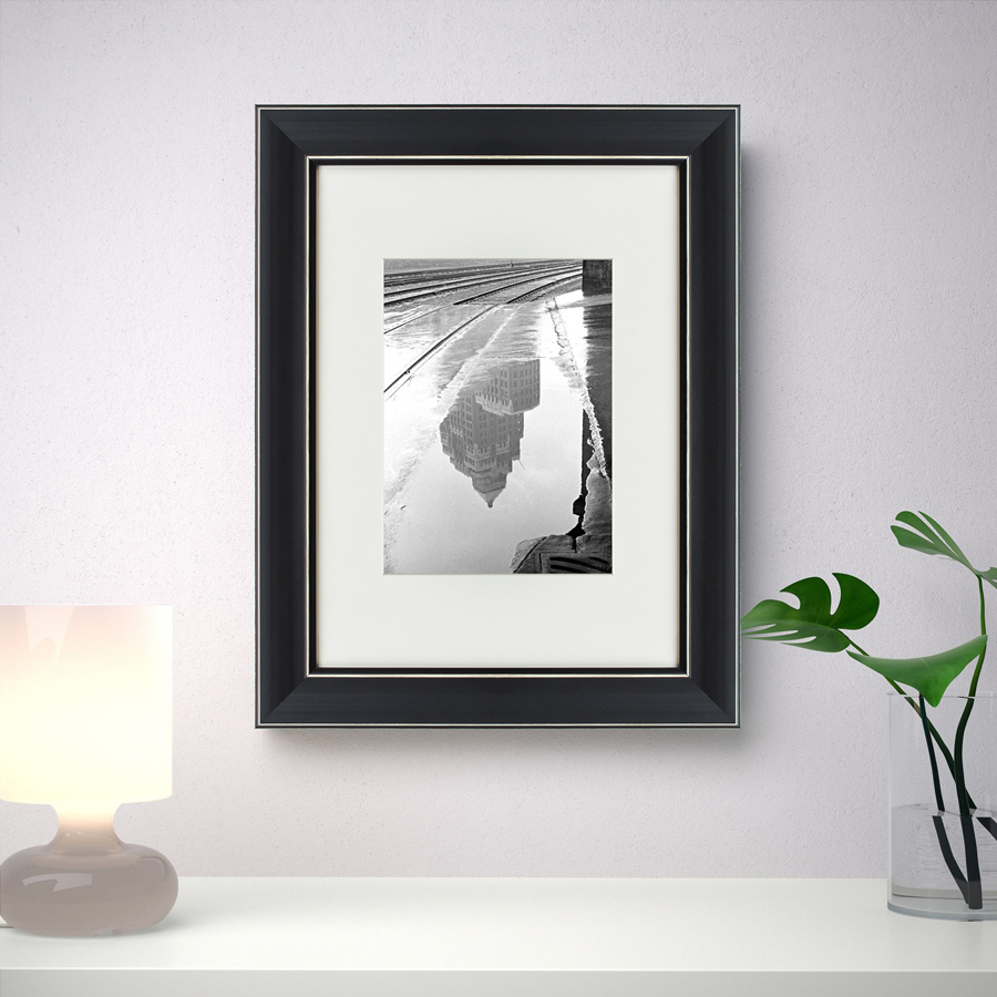 {} Картины в Квартиру Картина Marine Building Reflection (35х45 см) картины в квартиру картина морские мидии 2 35х45 см