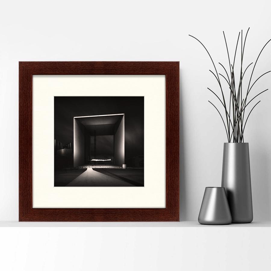 {} Картины в Квартиру Картина Black square №1 (35х35 см) картины в квартиру картина бульдоги в шотландской клетке 35х35 см