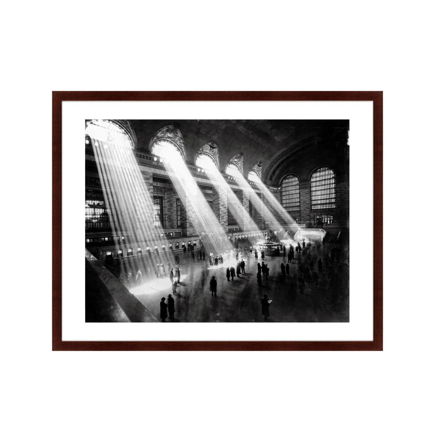 {} Картины в Квартиру Картина Главный Зал Центрального Вокзала Нью-Йорка (79х100 см) картины в квартиру картина игра света 79х100 см