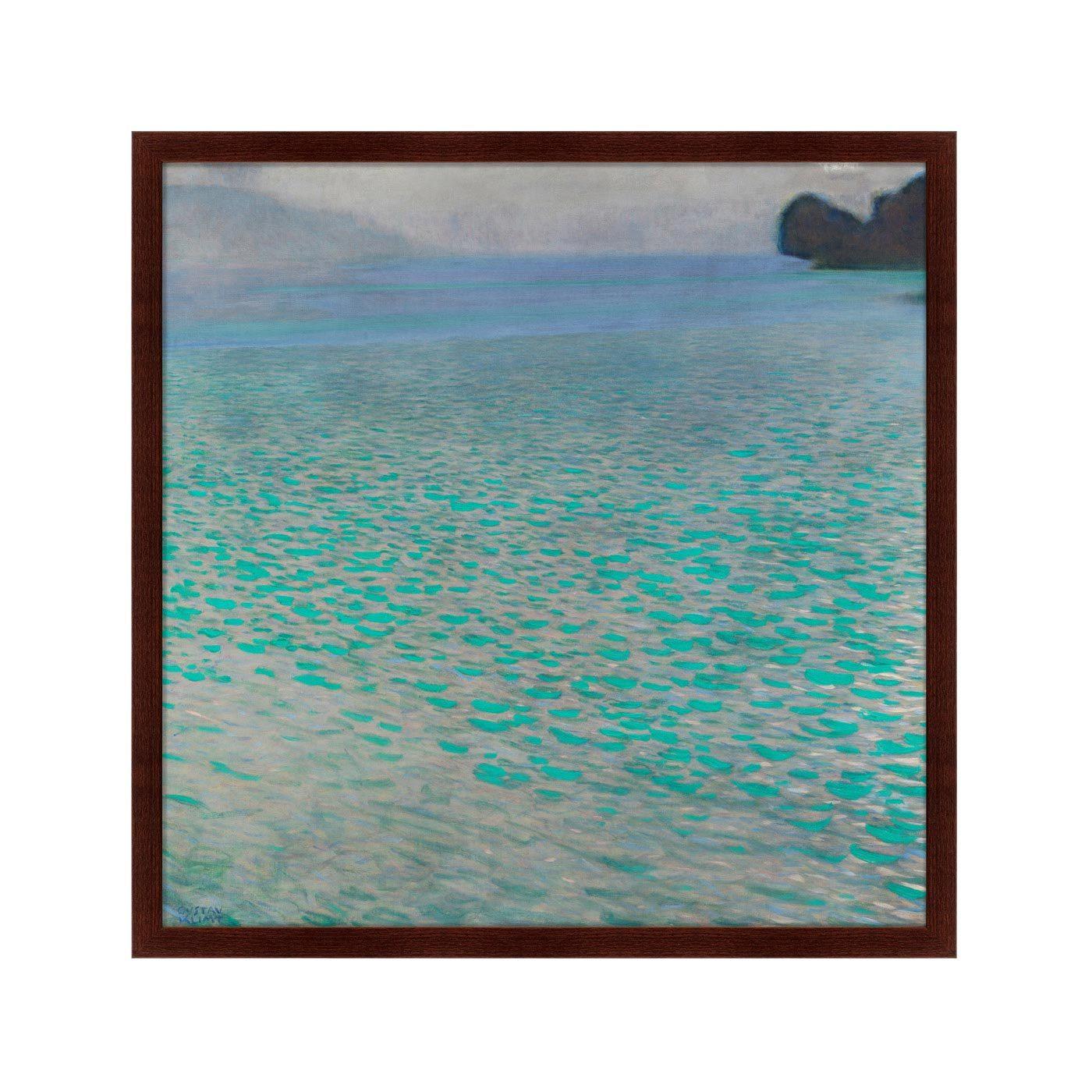 {} Картины в Квартиру Картина Attersee (79х79 см) картины в квартиру картина бульдоги в шотландской клетке 35х35 см