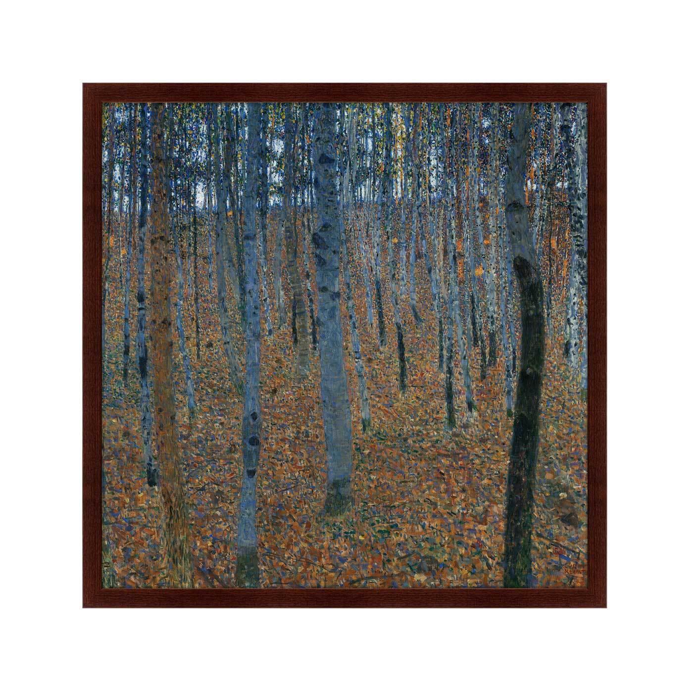 {} Картины в Квартиру Картина Beech Grove (79х79 см) картины в квартиру картина дерево на воде 102х130 см