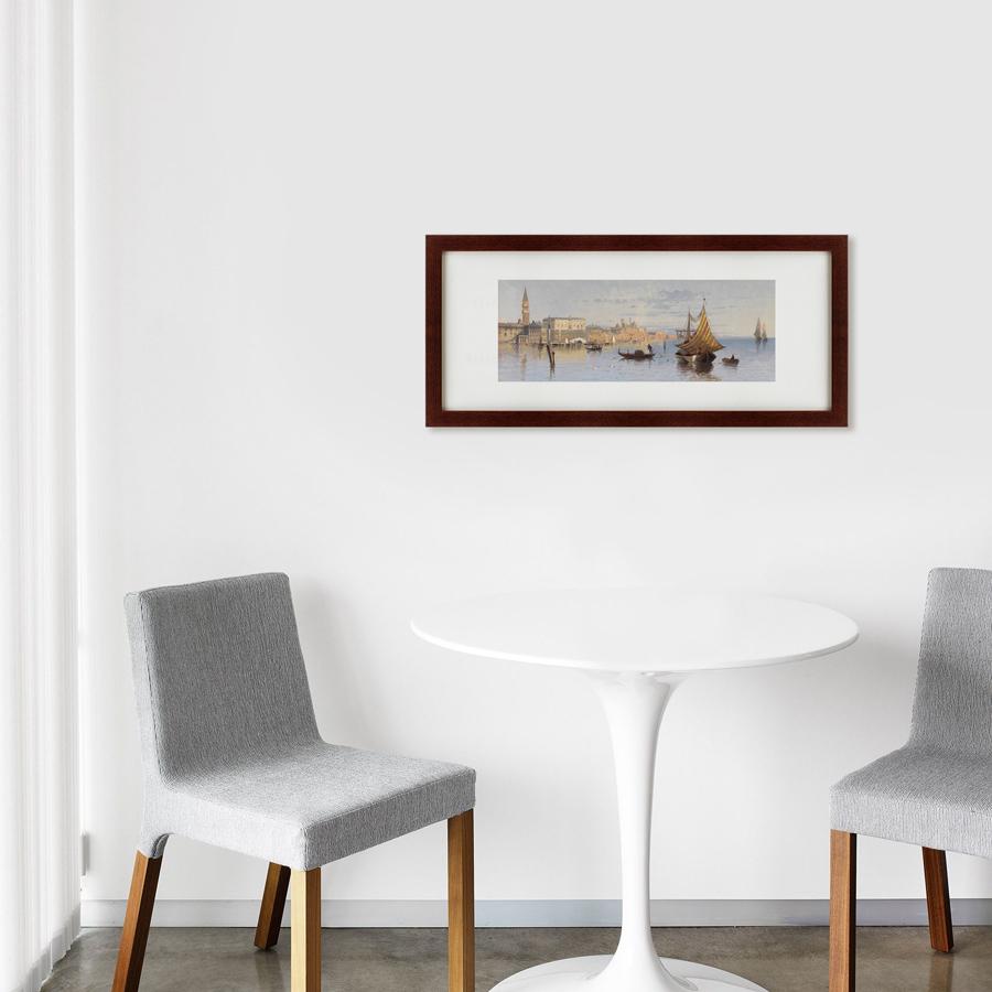 {} Картины в Квартиру Картина Sunrise (35х77 см) картины в квартиру картина бульдоги в шотландской клетке 35х35 см