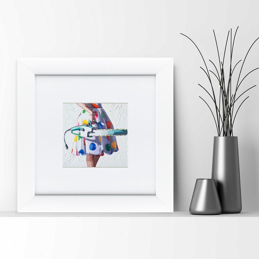 {} Картины в Квартиру Картина Опасные Домохозяйки №2 (35х35 см) картины в квартиру картина каллы 2 35х35 см