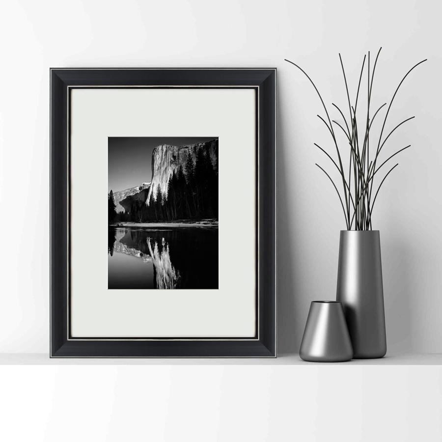 {} Картины в Квартиру Картина Скала У Озера (47х60 см) картины в квартиру картина пилигрим из мешхеда 47х60 см