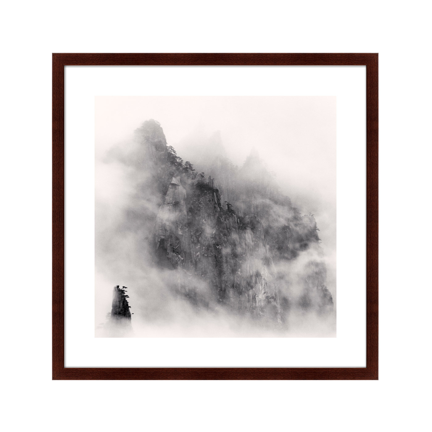 {} Картины в Квартиру Картина Huangshan Mountains (79х79 см) как купить квартиру в абхазии 2014