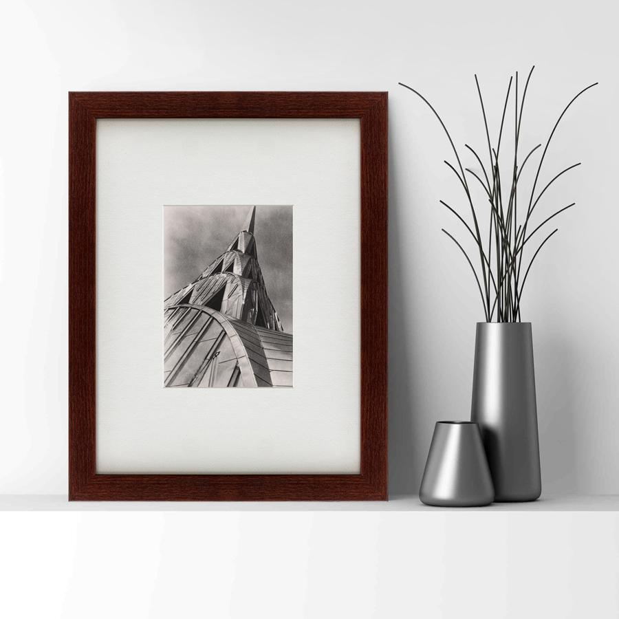 {} Картины в Квартиру Картина Крайслер Билдинг (35х45 см) картины в квартиру картина убранное поле 35х45 см