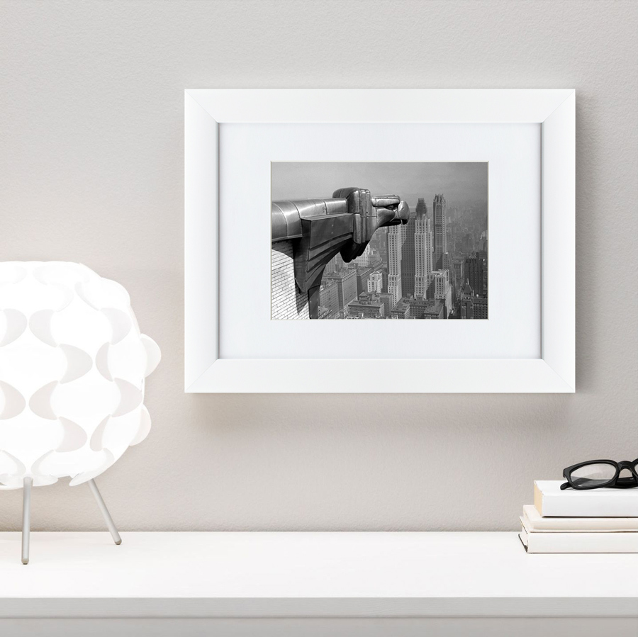 {} Картины в Квартиру Картина Орел На Крайслер Билдинг (35х45 см) пылесос с контейнером rolsen c 1540tf