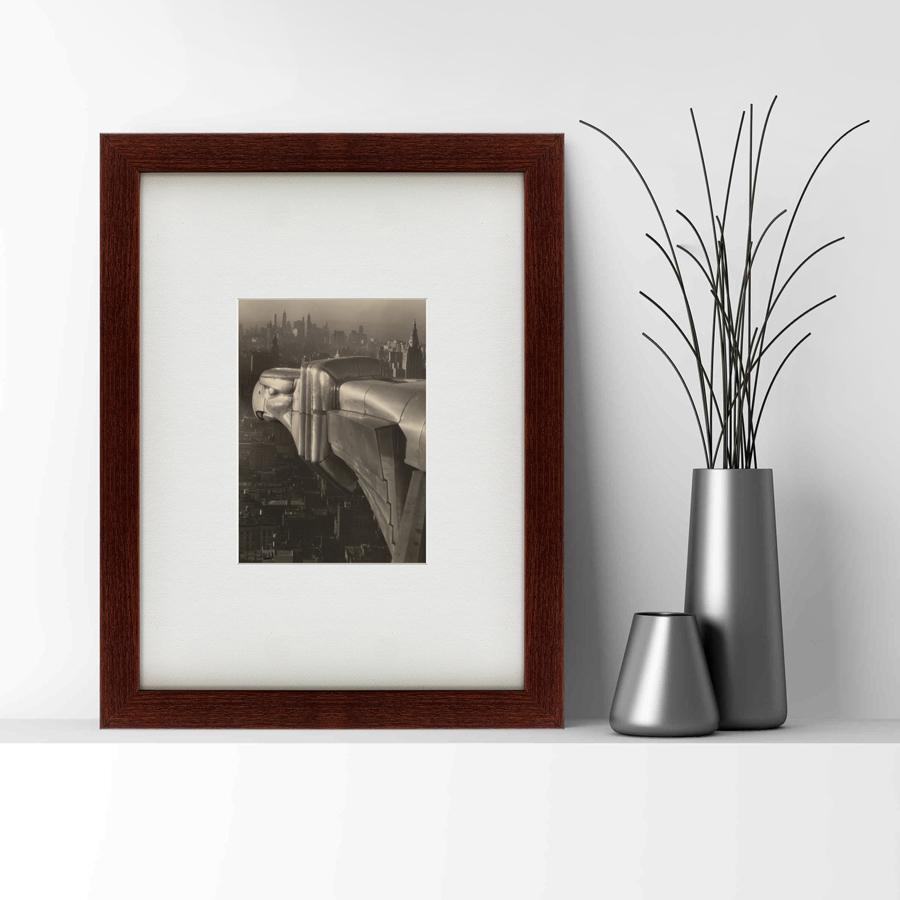 {} Картины в Квартиру Картина Орлы На Крайслер Билдинг (35х45 см) картины в квартиру картина убранное поле 35х45 см