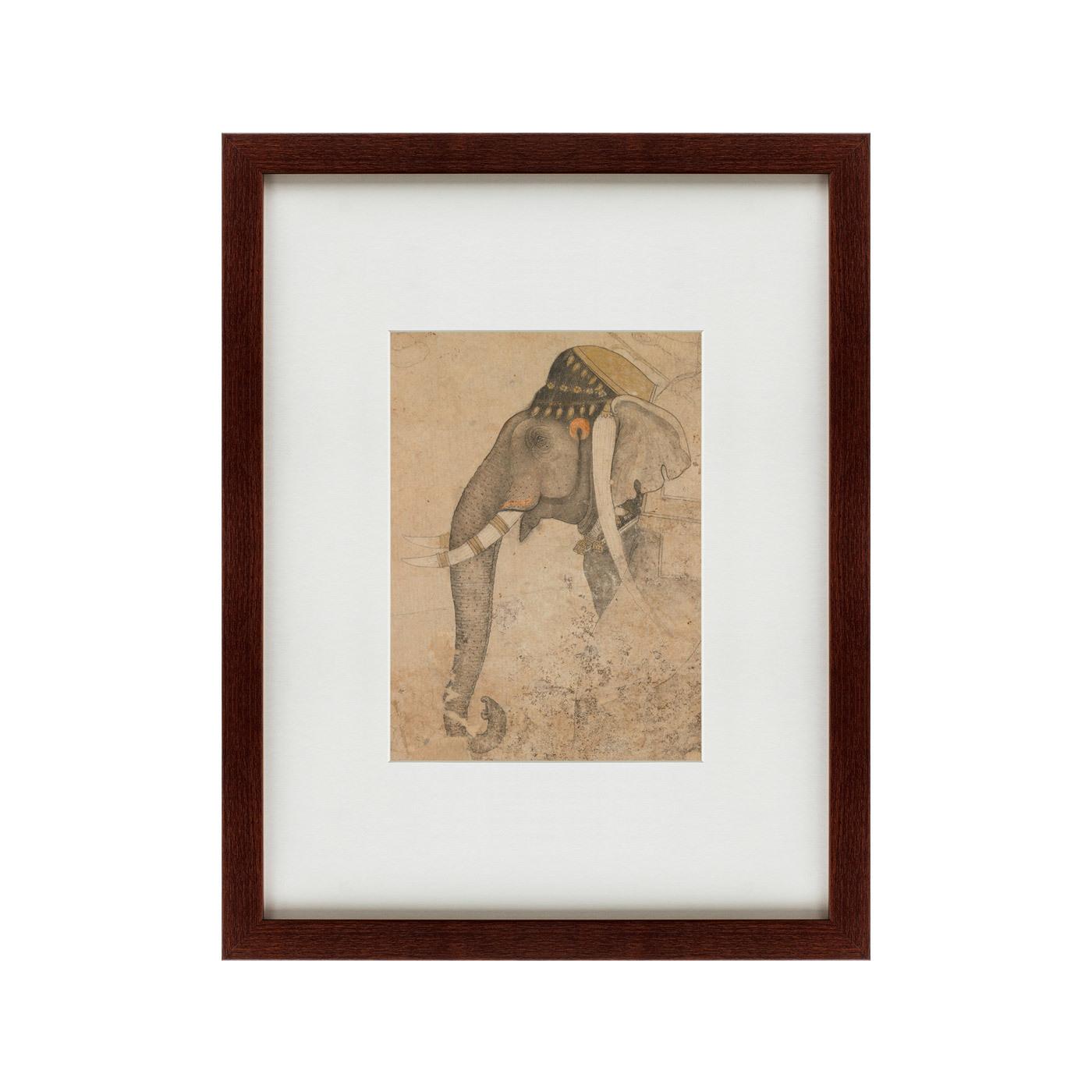 {} Картины в Квартиру Картина Слон И Наездник (47х60 см) картины в квартиру картина слон 79х100 см
