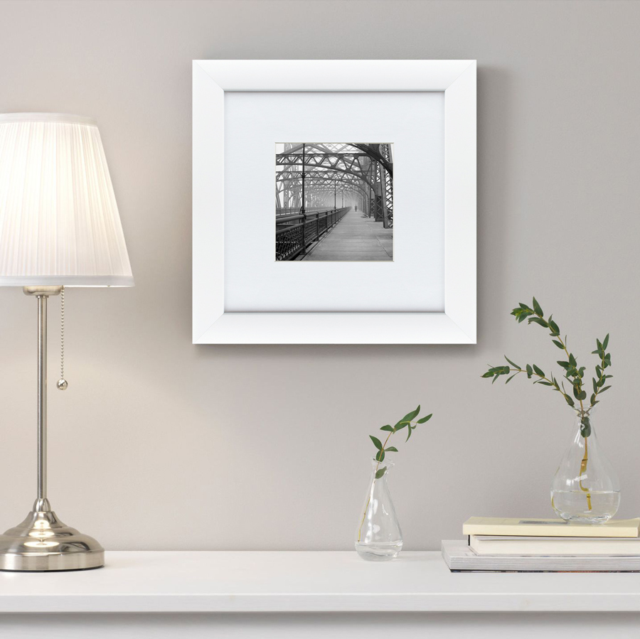 {} Картины в Квартиру Картина Мост Через Ист-Ривер (35х35 см) картины в квартиру картина птицы 35х35 см