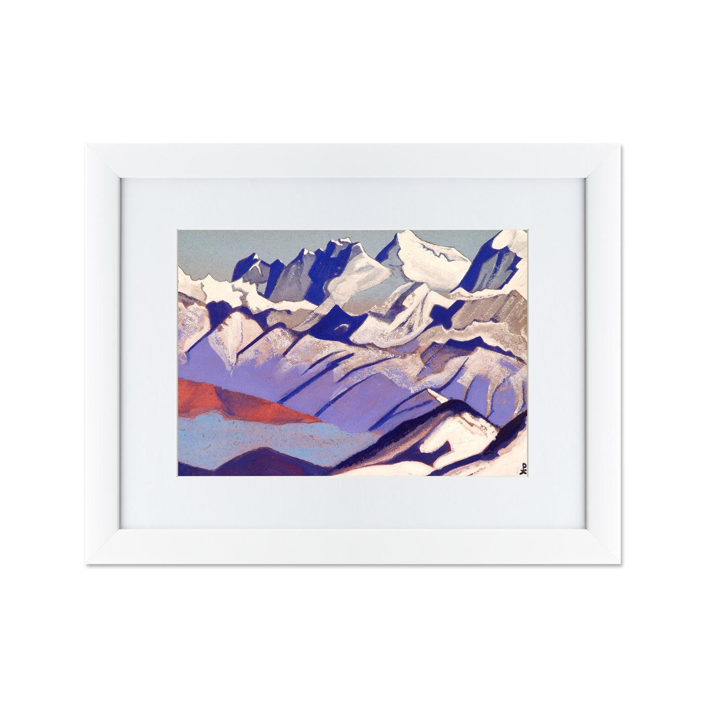 {} Картины в Квартиру Картина Эверест (47х60 см) картины в квартиру картина дерево на воде 102х130 см