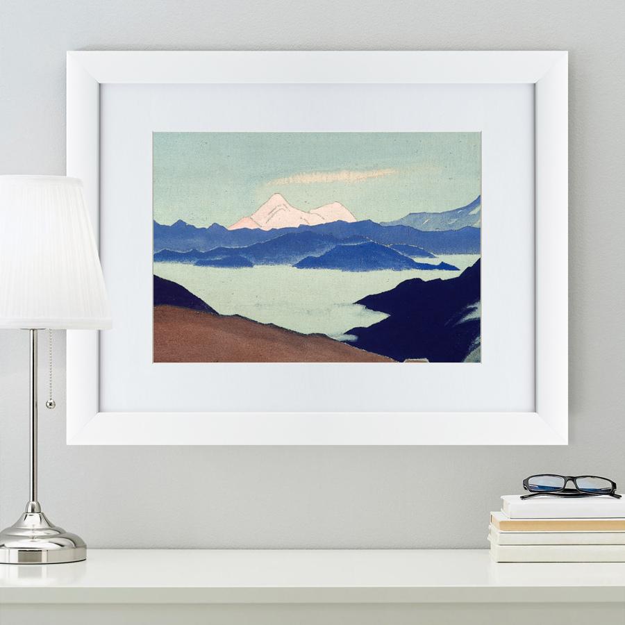{} Картины в Квартиру Картина Священные Гималаи II (47х60 см) картины в квартиру картина пилигрим из мешхеда 47х60 см