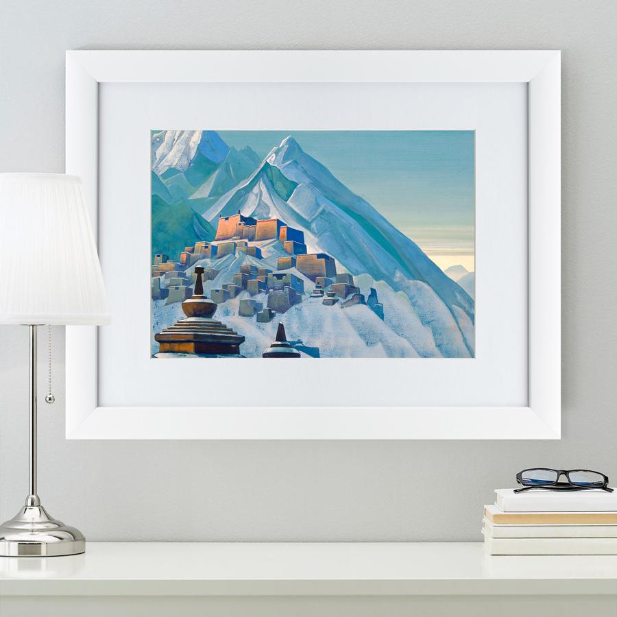 {} Картины в Квартиру Картина Тибет (47х60 см) картины в квартиру картина дерево на воде 102х130 см