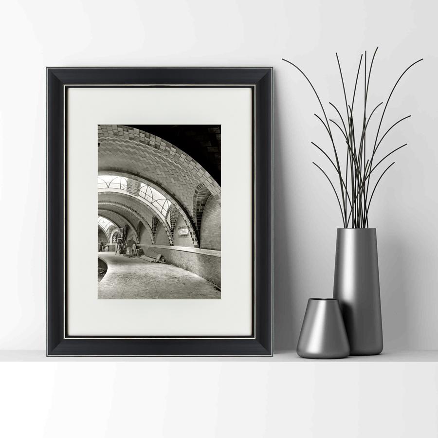 {} Картины в Квартиру Картина Строительство Станции Метро City Hall (47х60 см) куплю квартиру в ялте евпотории
