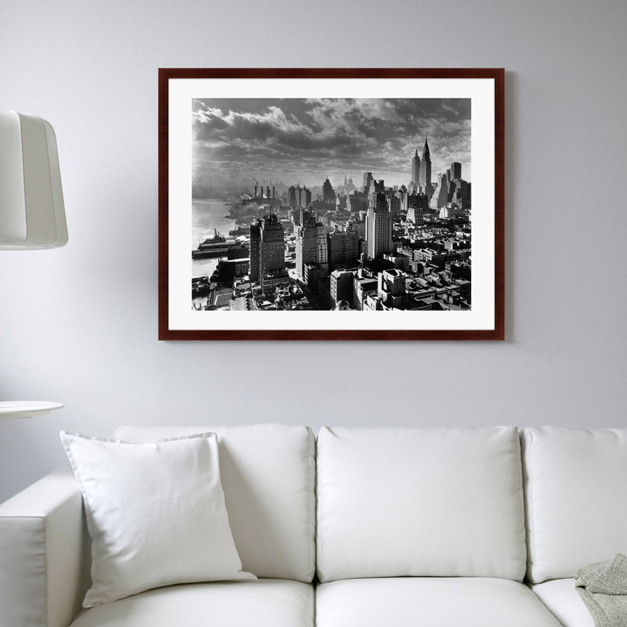 {} Картины в Квартиру Картина Нью-Йорк 30-е Годы (79х100 см) картины в квартиру картина слон 79х100 см