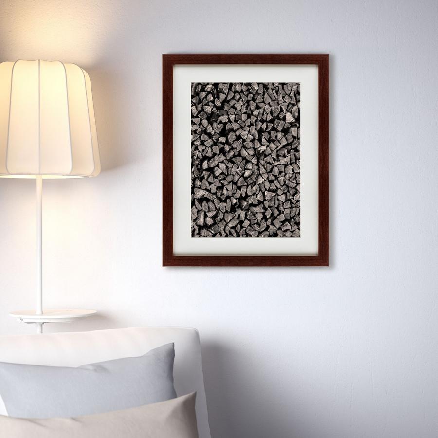 {} Картины в Квартиру Картина Поленница (47х60 см) картины в квартиру картина серобрюхий трагопан 42х52 см