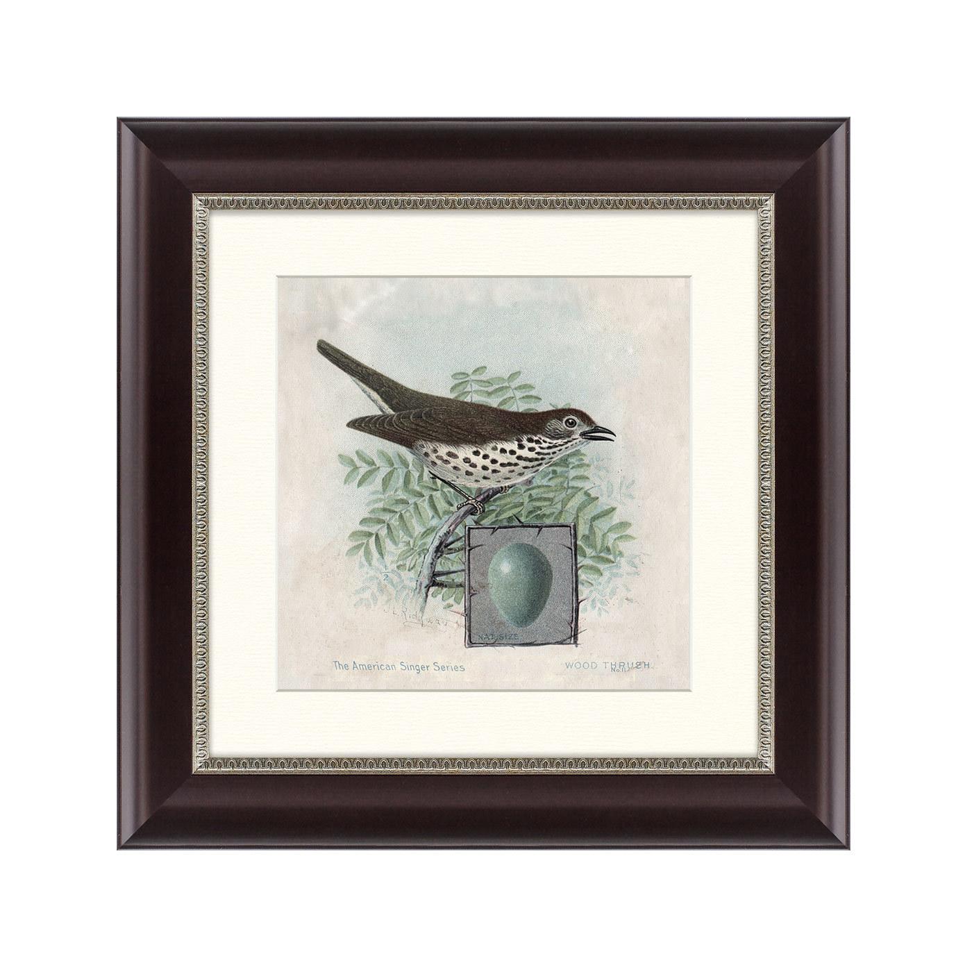 {} Картины в Квартиру Картина Птицы (35х35 см) картины в квартиру картина бульдоги в шотландской клетке 35х35 см