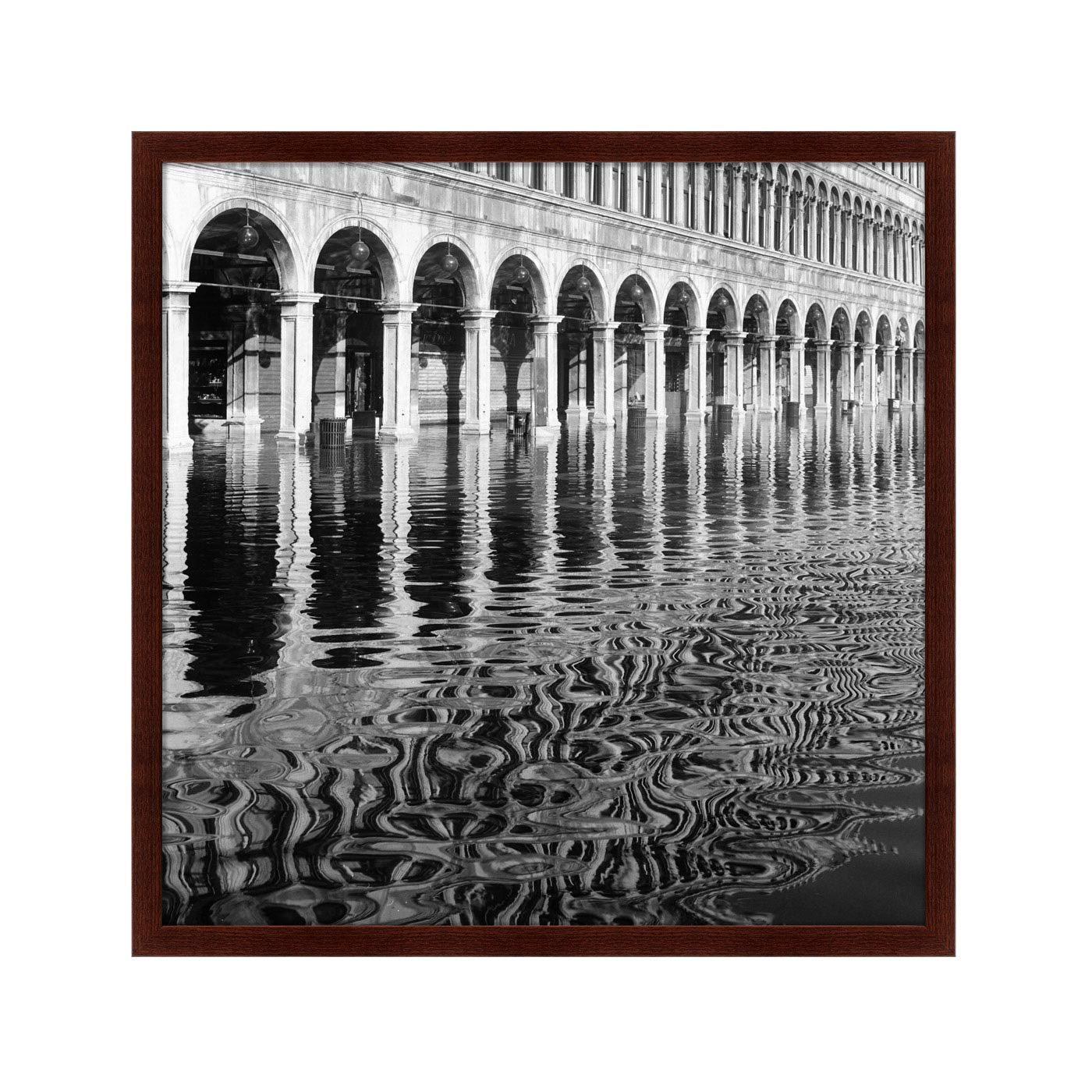 {} Картины в Квартиру Картина Венеция, Утро (79х79 см) картины в квартиру картина дерево на воде 102х130 см