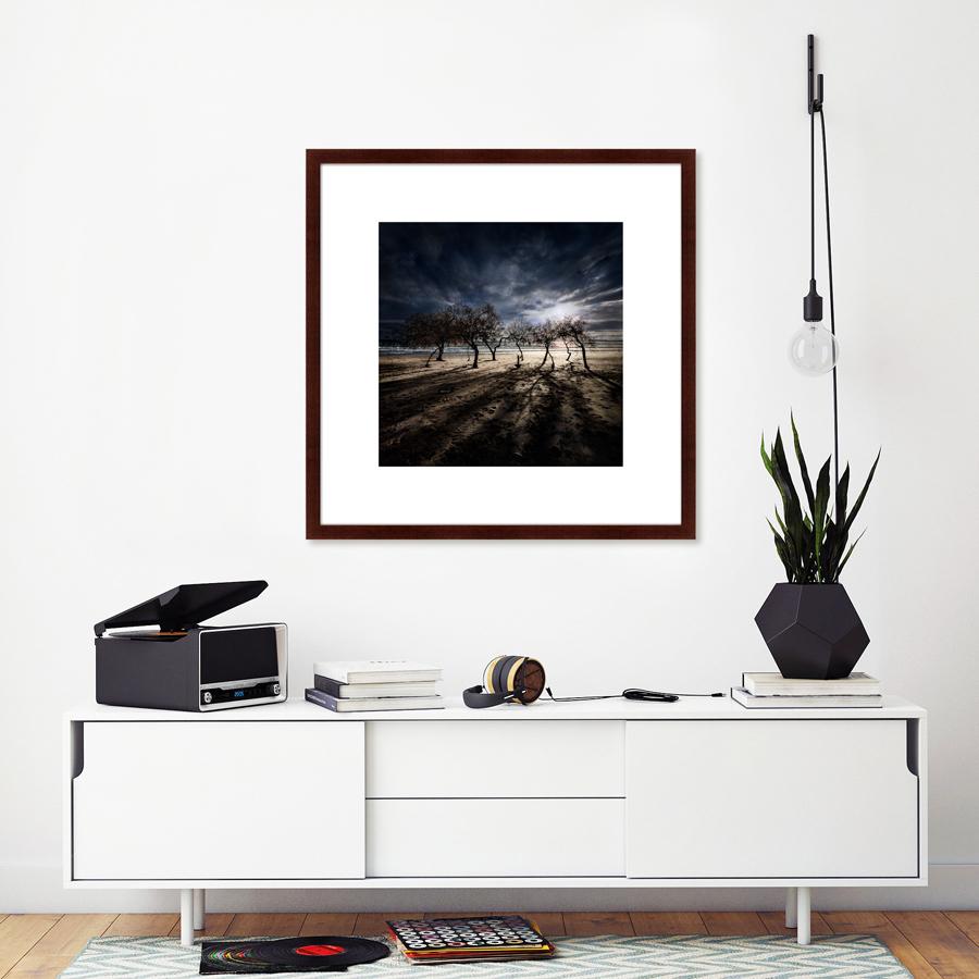 {} Картины в Квартиру Картина Закат На Океанском Побережье (79х79 см) картины в квартиру картина sun beams 79х79 см