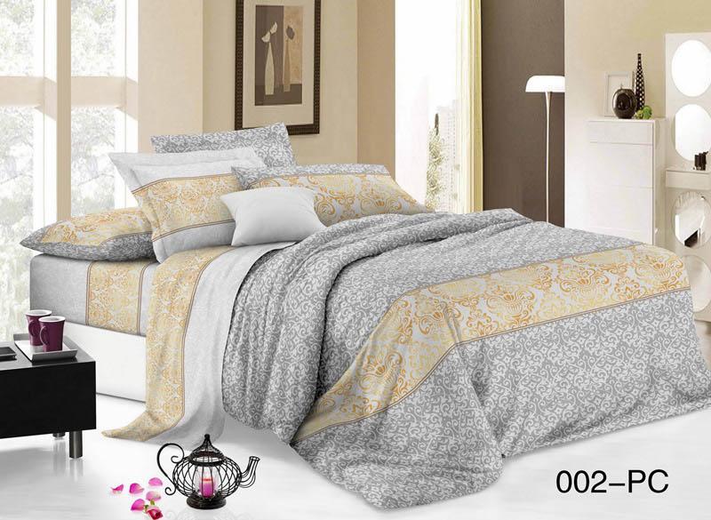 Постельное белье Cleo Постельное белье Vivien (2 сп. евро) постельное белье 2 сп 50х70 patrizia постельное белье с рисунком
