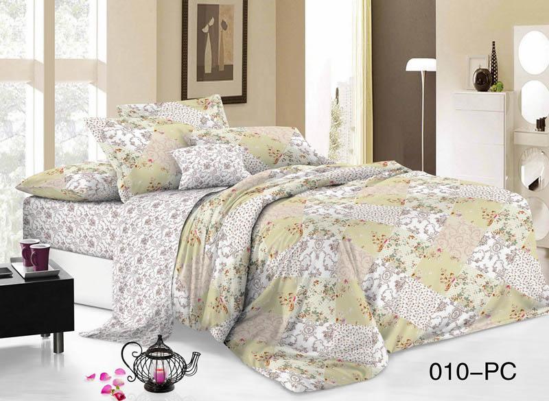 Постельное белье Cleo Постельное белье Anstace (2 сп. евро) постельное белье cleo постельное белье jenn 2 сп евро