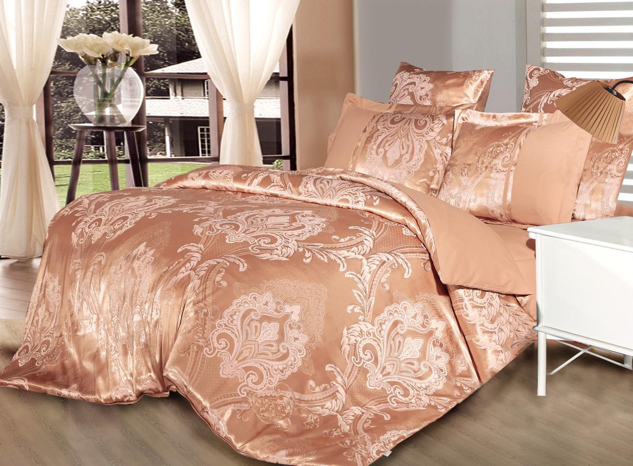 Постельное белье Cleo Постельное белье Wilf (2 сп. евро) постельное белье cleo постельное белье night 2 сп евро
