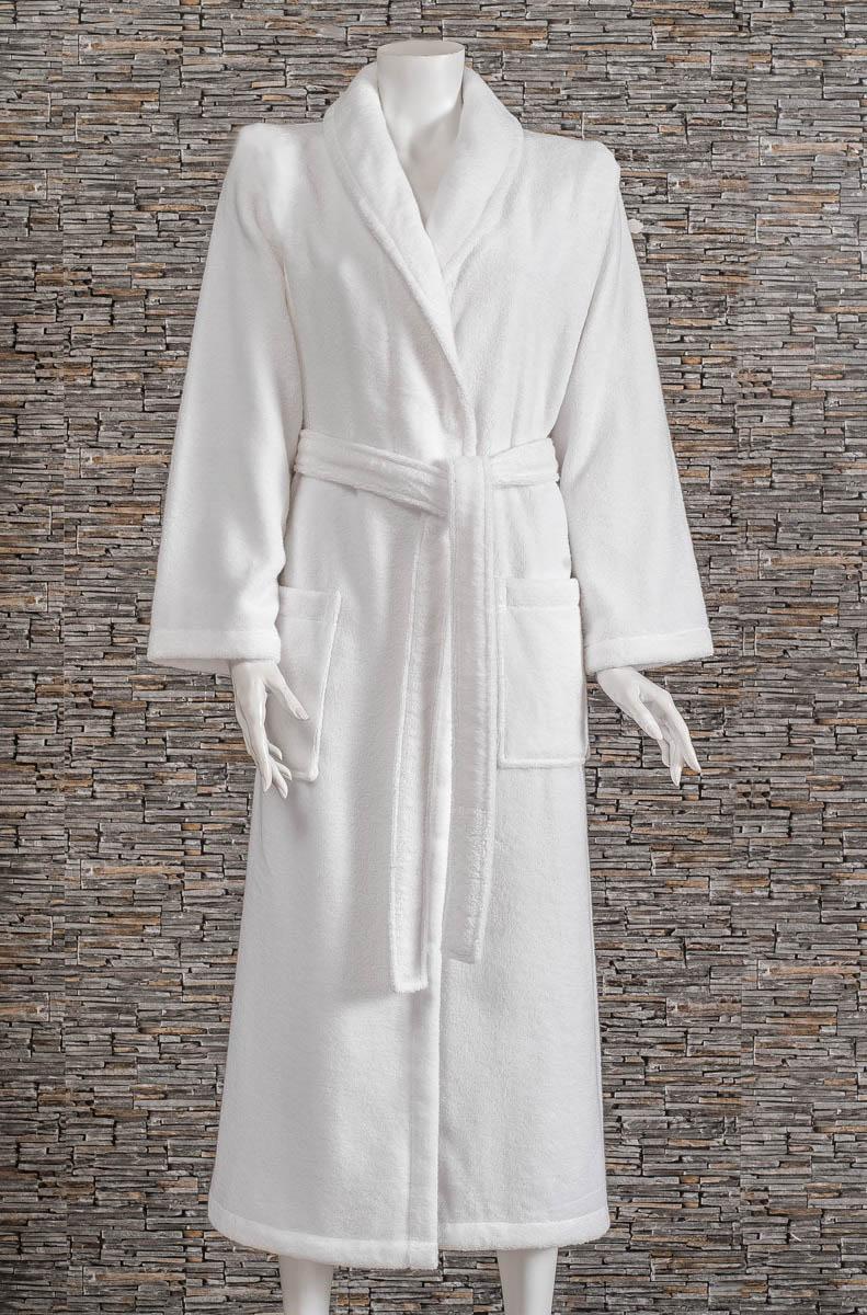 Сауны, бани и оборудование Karna Халат Mora Цвет: Белый (xxxL) сауны бани и оборудование karna халат adra цвет светло лавандовый s m