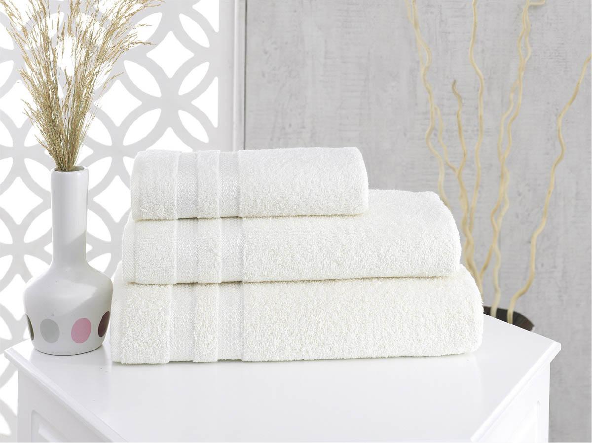 Полотенца Karna Полотенце Petek Цвет: Кремовый (50х100 см) полотенца karna полотенце petek цвет бежевый набор