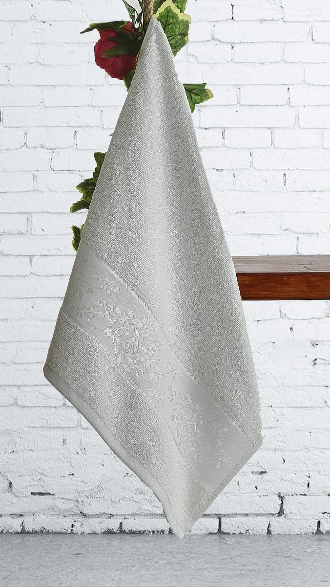 Полотенца Karna Полотенце Lauren Цвет:  Светло-зеленый (70х140 см) полотенца karna полотенце iteka цвет коричневый 70х140 см