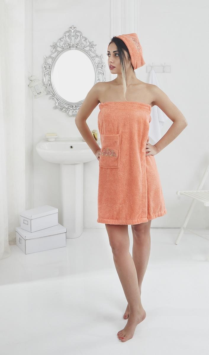 Сауны, бани и оборудование Karna Набор для сауны Pera Цвет: Оранжевый сауны бани и оборудование valentini набор для сауны fashion цвет песочный