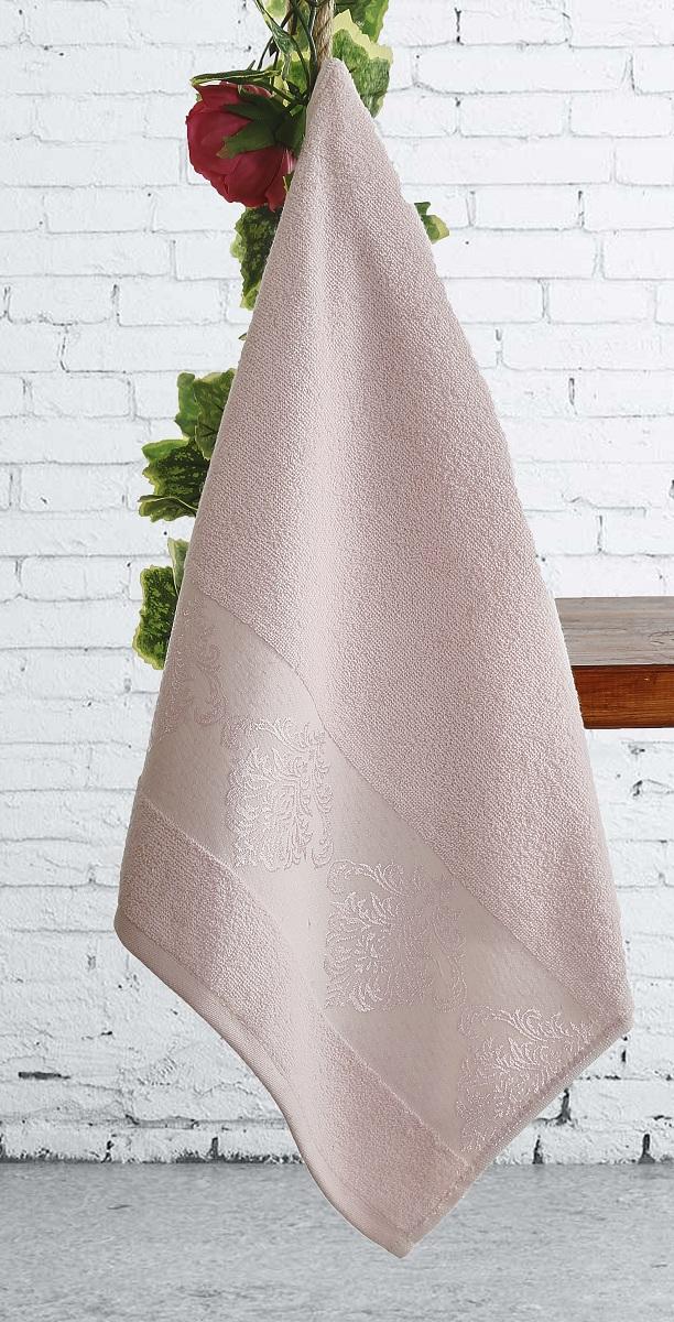 Полотенца Karna Полотенце Dora Цвет: Светло-Розовый (50х90 см) семена седек тыква амазонка