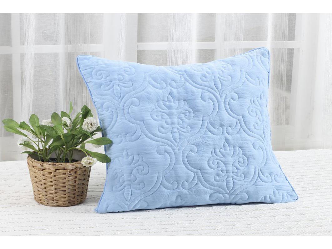 Декоративные подушки Cleo Декоративная подушка Андора Цвет: Голубой (45х45) билеты на россия андора