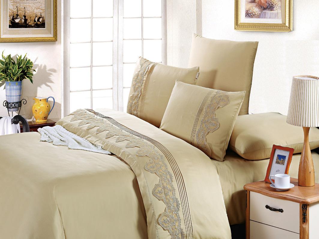 Постельное белье Cleo Постельное белье Affton (2 сп. евро) постельное белье cleo постельное белье night 2 сп евро