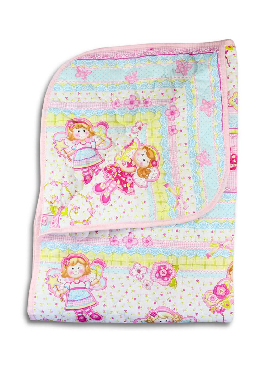 Детские покрывала, подушки, одеяла Cleo Детское одеяло India  (110х140 см)