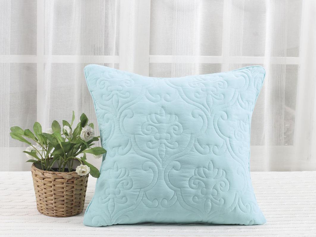 Декоративные подушки Cleo Декоративная подушка Андора Цвет: Бирюзовый (45х45) билеты на россия андора