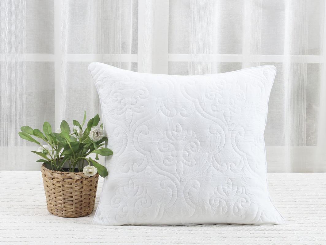 Декоративные подушки Cleo Декоративная подушка Андора Цвет: Белый (45х45) билеты на россия андора