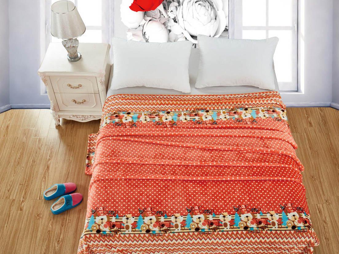 Детские покрывала, подушки, одеяла Cleo Детский плед Marlin (150х200 см) детские покрывала подушки одеяла cleo детский плед carmel 150х200 см