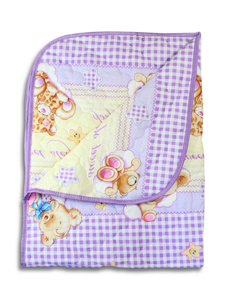 Детские покрывала, подушки, одеяла Cleo Детское одеяло Clarie (110х140 см)