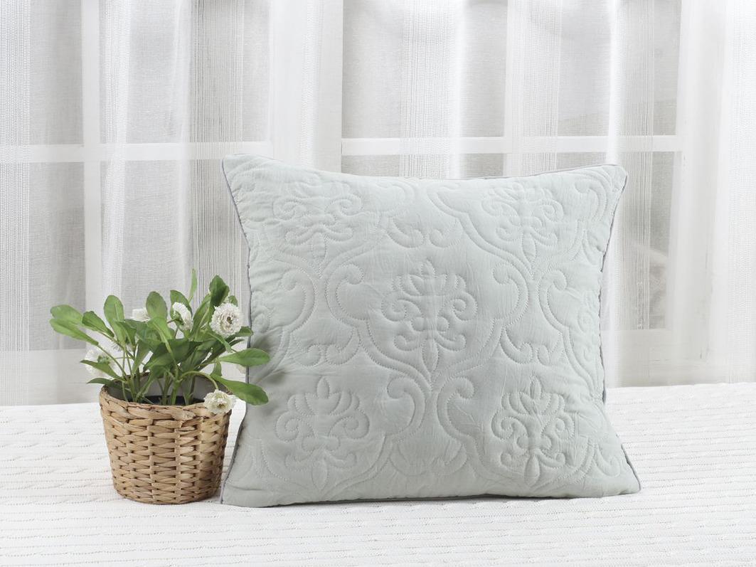 Декоративные подушки Cleo Декоративная подушка Андора Цвет: Серый (45х45) билеты на россия андора