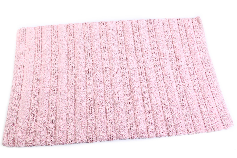 Аксессуары для ванной и туалета Ганг Коврик для ванной Nicky Цвет: Розовый (50х80 см) коврик для ванной арти м 50х80 см розанна