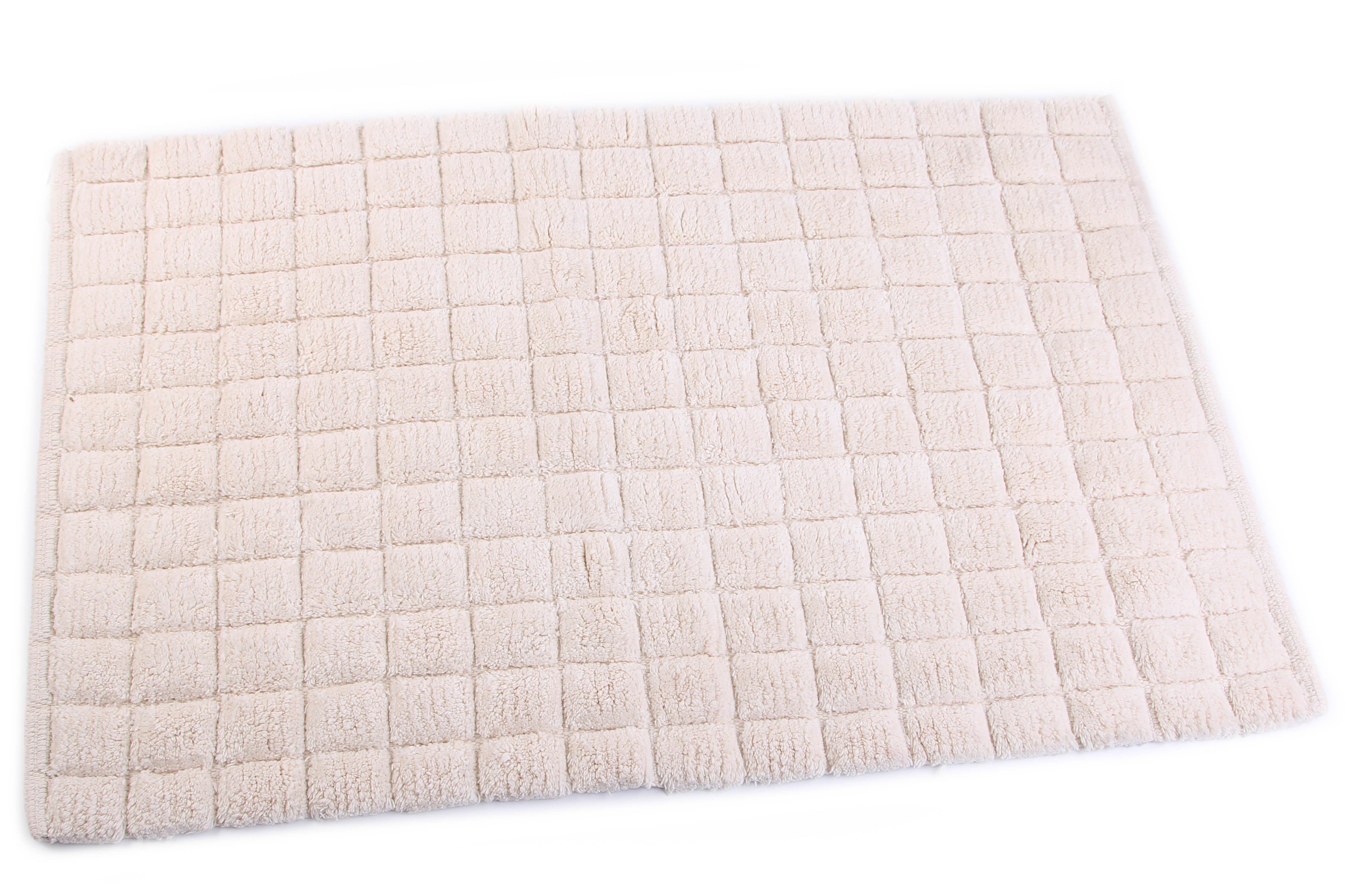 Аксессуары для ванной и туалета Ганг Коврик для ванной Maev Цвет: Бежевый (50х80 см) коврик для ванной арти м 50х80 см розанна