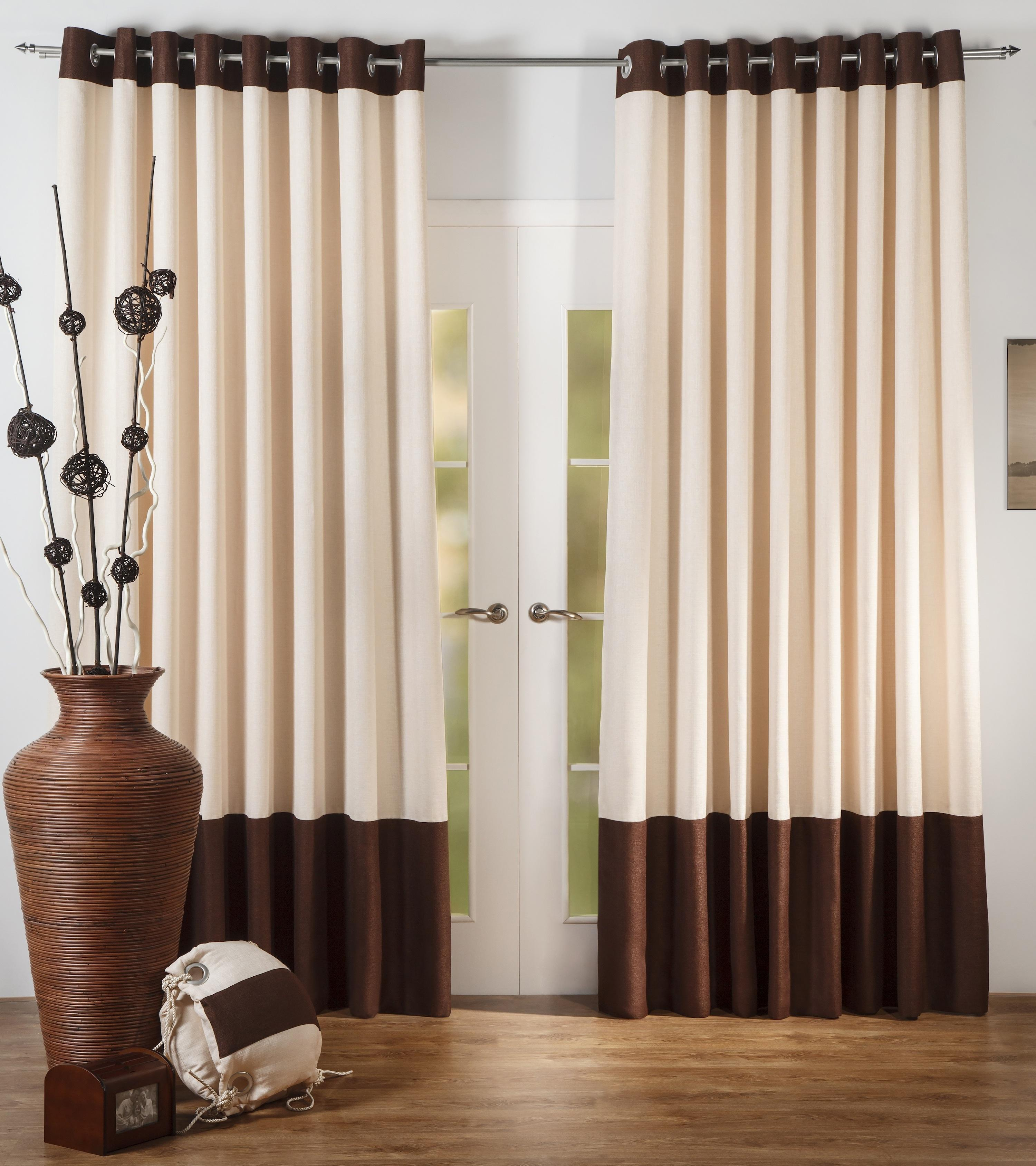 Шторы PASIONARIA Классические шторы Атлант Цвет: Коричневый шторы tac классические шторы winx цвет персиковый 200x265 см