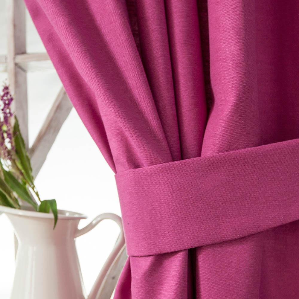 Шторы PASIONARIA Классические шторы Фьюри Цвет: Фуксия шторы primavera классические шторы maev цвет персиковый