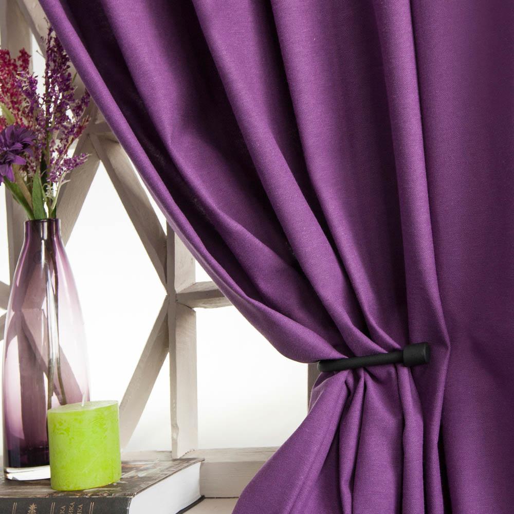 Шторы PASIONARIA Классические шторы Билли Цвет: Фиолетовый шторы tac классические шторы winx цвет персиковый 200x265 см