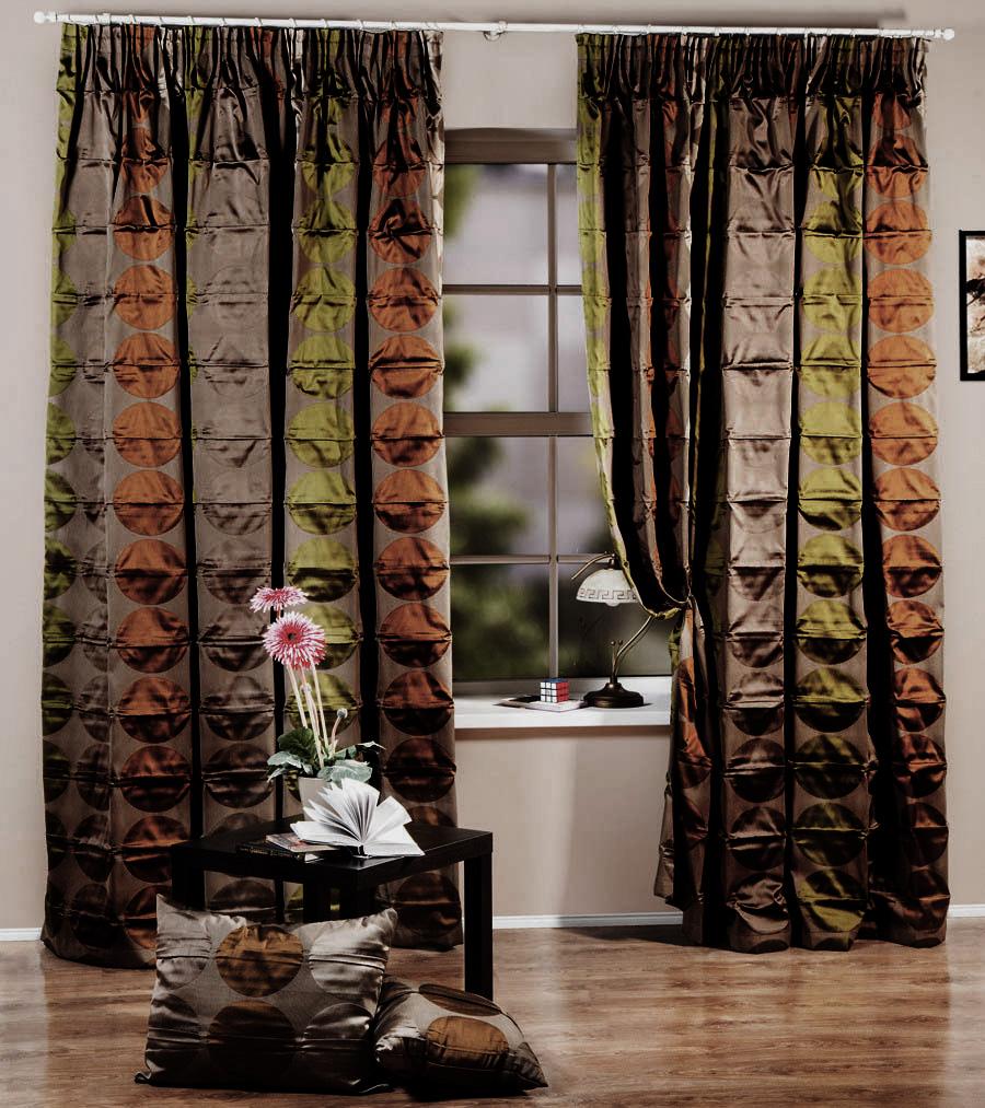 Шторы PASIONARIA Классические шторы Сан-Франциско Цвет: Зеленый pasionaria pasionaria классические шторы оксфорд цвет зеленый