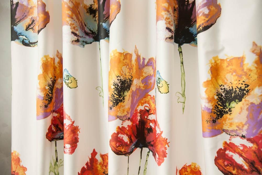 Шторы PASIONARIA Классические шторы Севилла Цвет: Красно-Фиолетовый шторы tac классические шторы winx цвет персиковый 200x265 см